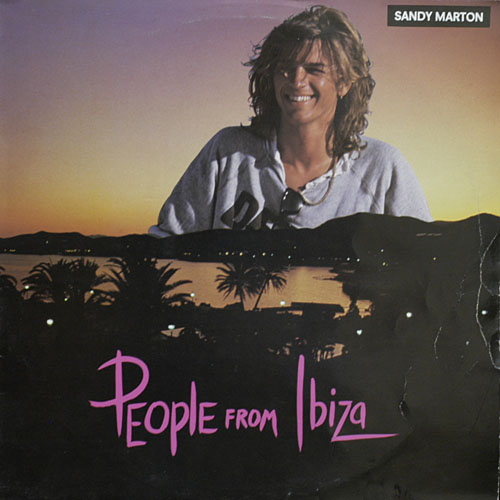 Sandy Marton - People from Ibiza lemezborító
