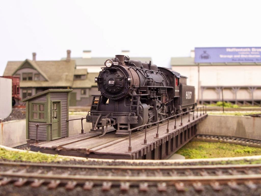 Model trains for beginners ho scale turntable for Car turntable plans