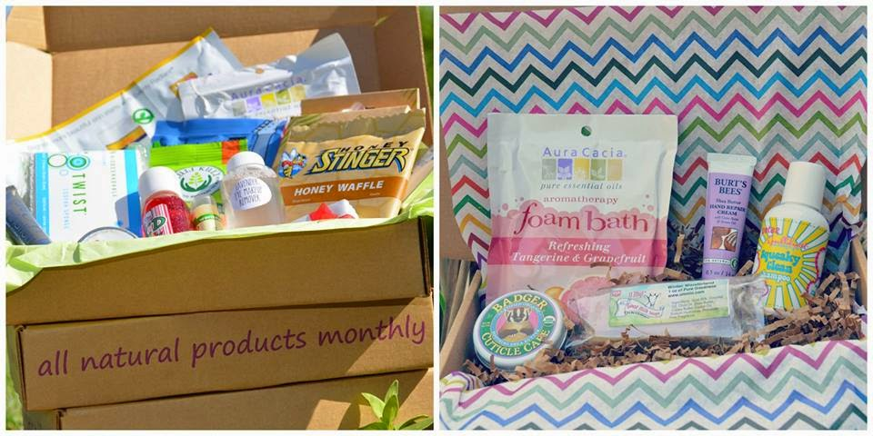 Eco Emi Beauty and Food boxes