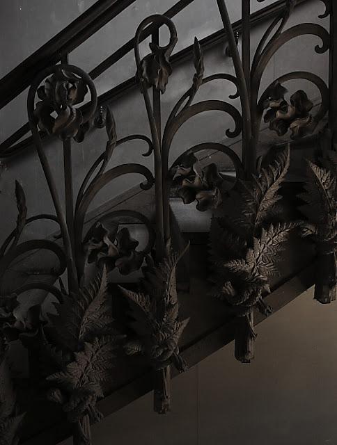 Jardin des Plantes, Staircase