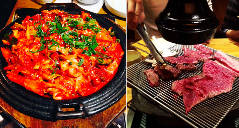 Korean Suppers in Melbourne (CBD) - Jang-Gun, Joo Mak, Changgo, Woo Ga
