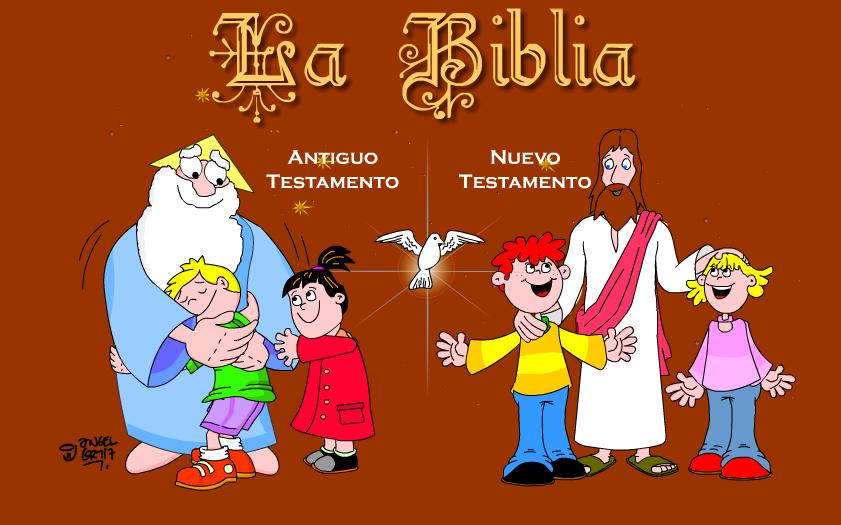 LA BIBLIA PARA NIÑOS.