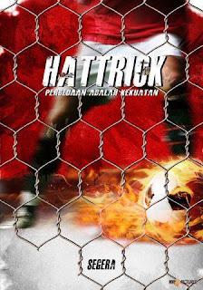 hattrick film futsal pertama di indonesia