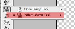 patteren5 Mengganti latar dengan Pattern stamp tool di photoshop