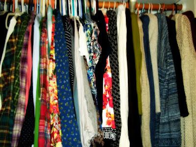 A Wardrobe Meltdown