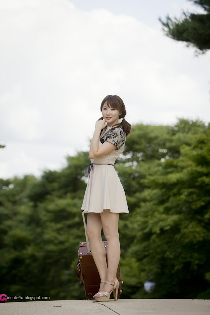 5 Lovely Yeon Da Bin-Very cute asian girl - girlcute4u.blogspot.com