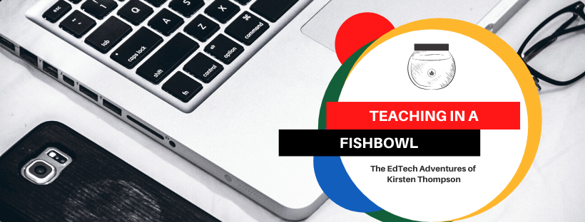 Teaching in a Fishbowl