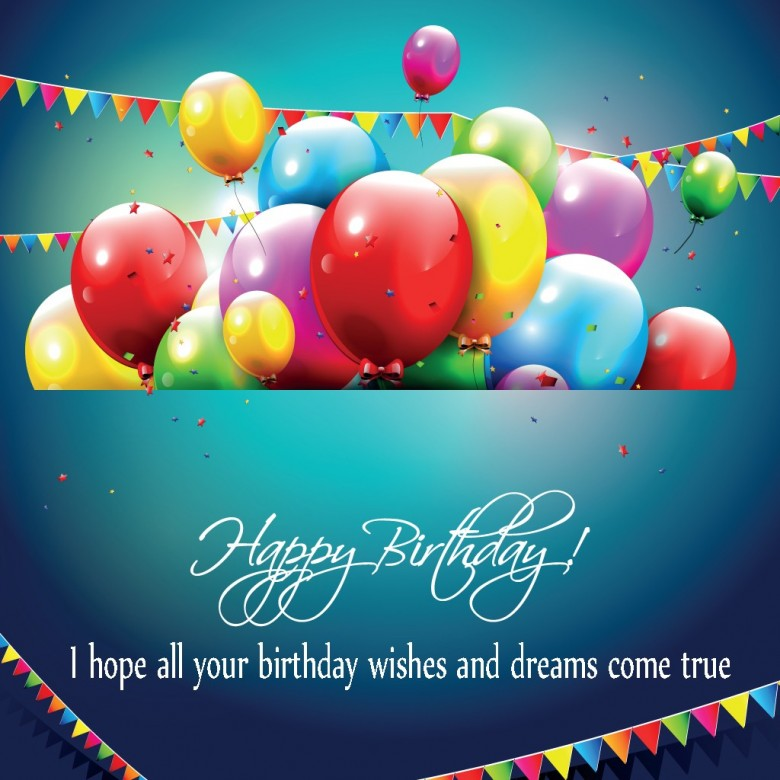 Happy Birthday Quotes SMS, Wishes, Messages And Images
