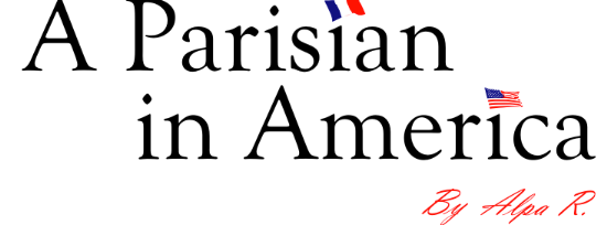 A parisian in America by Alpa R