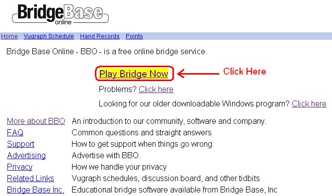 playbridgeonline