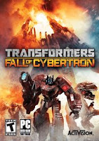 Free Download Game Transformers: Fall of Cybertron Full Version PC