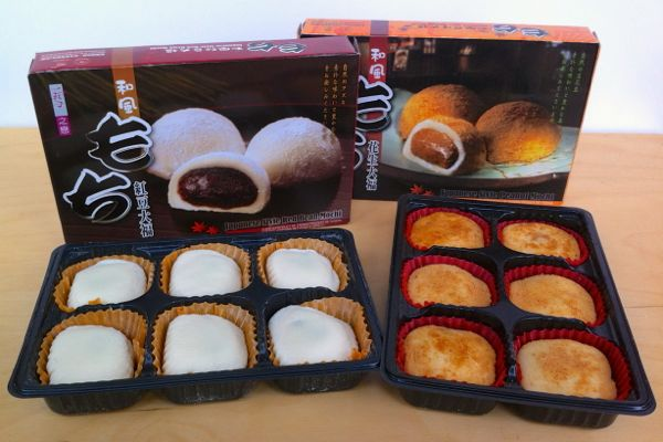 Review: 3 Uncle Japanese Style Mochi