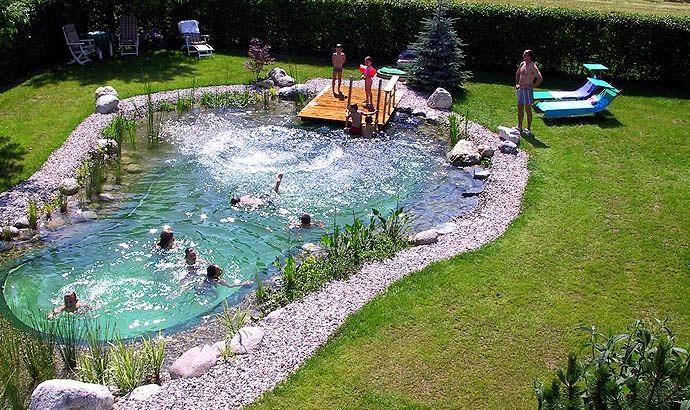 va swimpond las primeras piscinas naturales - Piscinas Naturalizadas