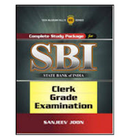 Buy Complete Study Package for SBI Clerk Grade Examination 1st Edition Rs. 21 or Rs. 61:buytoearn