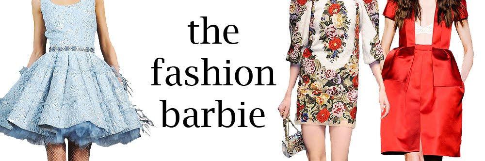 the Fashion Barbie