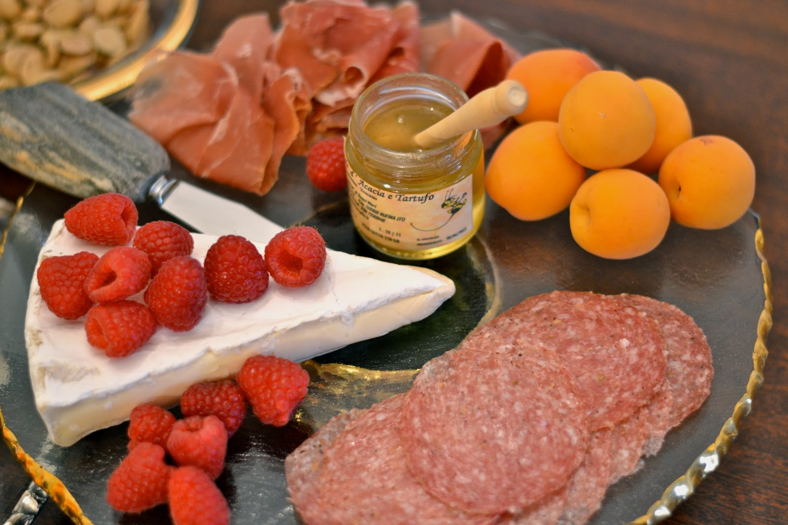 Southland Avenue: A Summer Charcuterie Spread