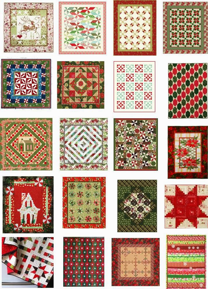 Free Quilt Patterns For Holidays : Quilt Inspiration: Free pattern day ! Christmas - Part 3