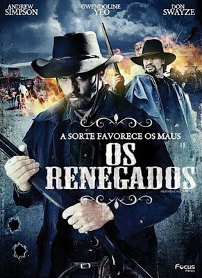 Os Renegados - BDRip Dual Áudio