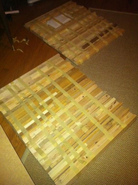 Gỗ | Ghép gỗ | Ghép tranh gỗ | Dán tranh | Băng dính tranh