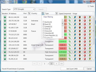 Proxy Searcher v5.1 Portable