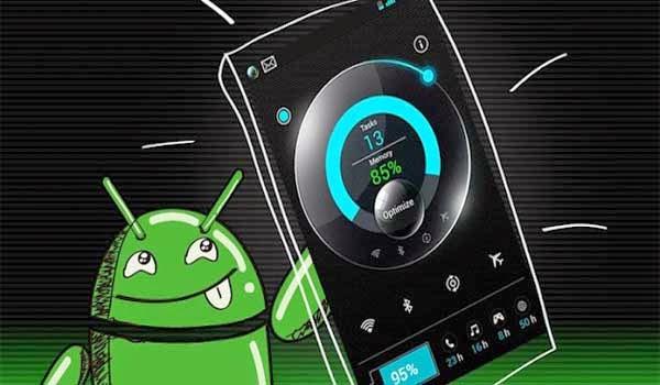cara mempercepat ponsel android