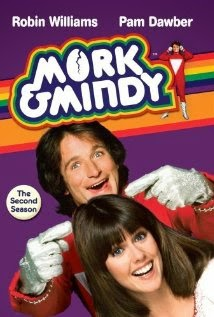 Mork & Mindy -Robin Williams movies