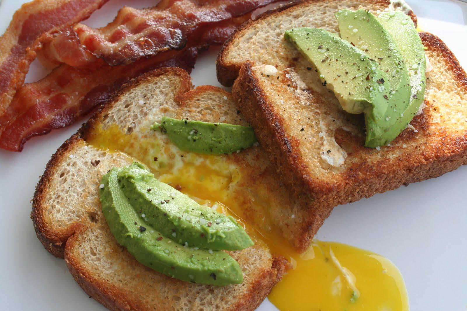 Baked Egg - Oh Sweet Basil
