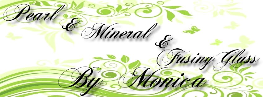 Pearl & Mineral & FusingGlass