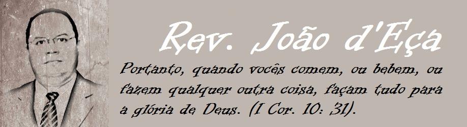 Rev. João d'Eça.