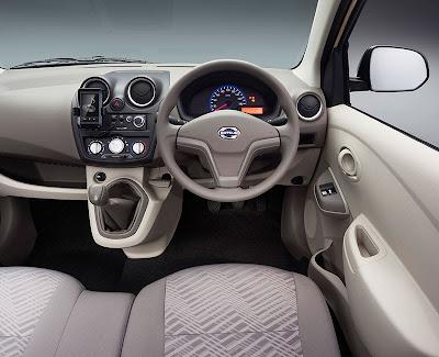 mobil murah Datsun GO+