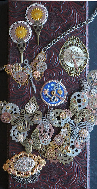Beautiful Steampunk Work!