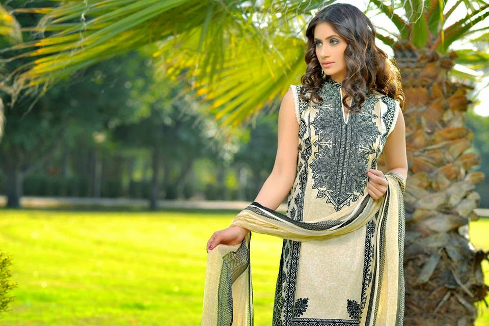 Parsa summer lawn collection for ladies