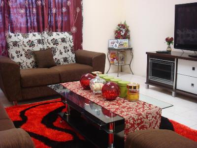 contoh model karpet ruang tamu gambar rumah idaman