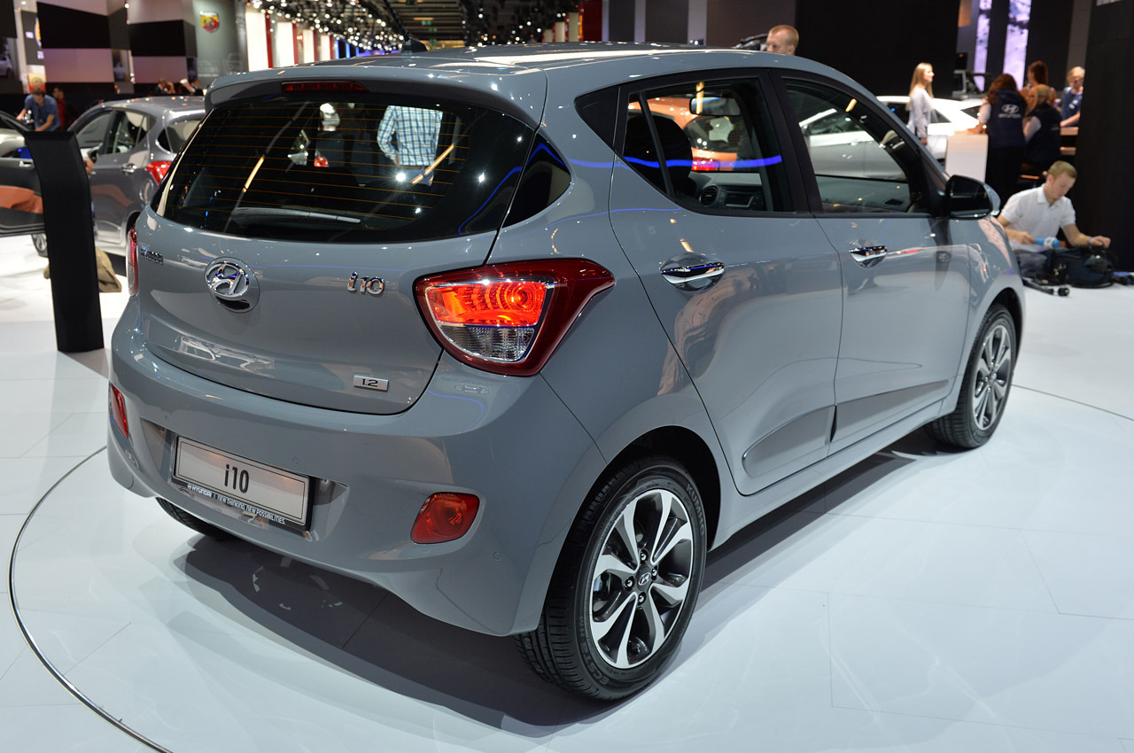 169 Automotiveblogz 2013 Hyundai I10 Frankfurt 2013 Photos