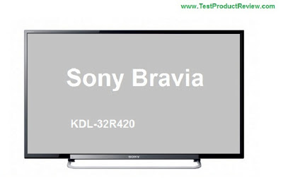 Sony Bravia KDL-32R420 review