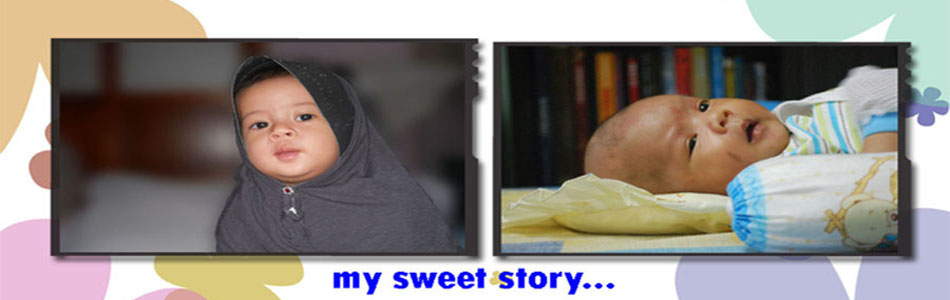 My sweet story...