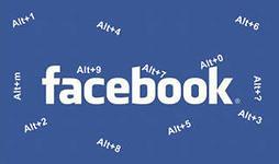 facebook tuşları