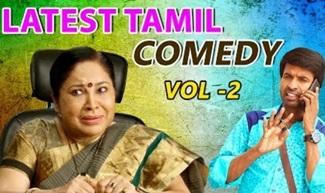 Latest Tamil Comedy Scenes 2018 | Vol 2 | Kovai Sarala | Soori | Robo Shankar | Karunakaran