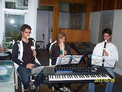 Curso Tecnico Musica Turma II