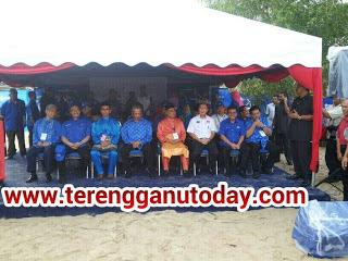 Gambar Perarakan Calon Pas Dan Barisan Nasional Pilihanraya Kecil Kuala Besut