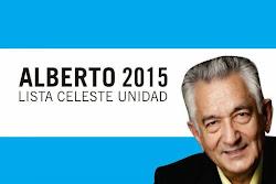 TODOS CON LAS IDEAS...LA MIRADA HACIA EL FUTURO Y LA TRANSFORMACIÓN DE SAN LUIS!!! ALBERTO 2015!!!