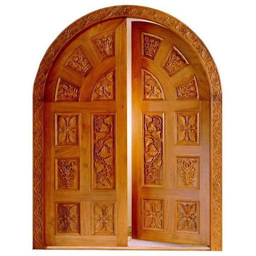 2 Round Door Designs For Your Beautiful New Home In