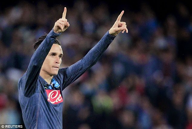 Highlights Napoli 2 – 2 Wolfsburg (Europa League)