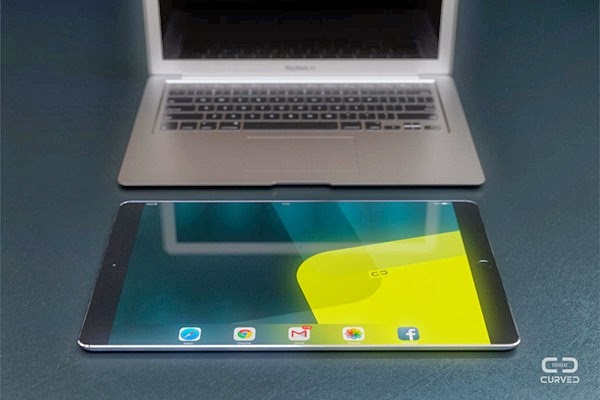 New iPad Pro Concept Packs A 12.9-inch 4K Display, iPad Air-Like Form Factor And More [Images]