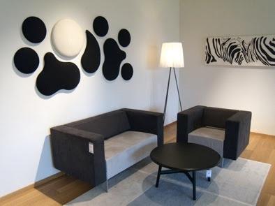Decoraci n minimalista y contempor nea decoraci n de for Decoraciones para la pared de la sala