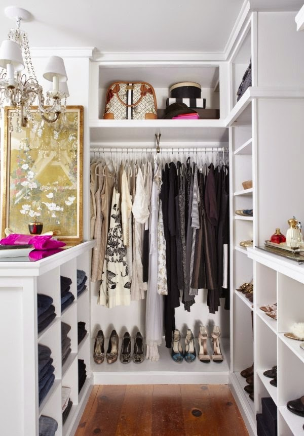 Small Walk In Closet Fresh Small Walk In Closets Ideas At
