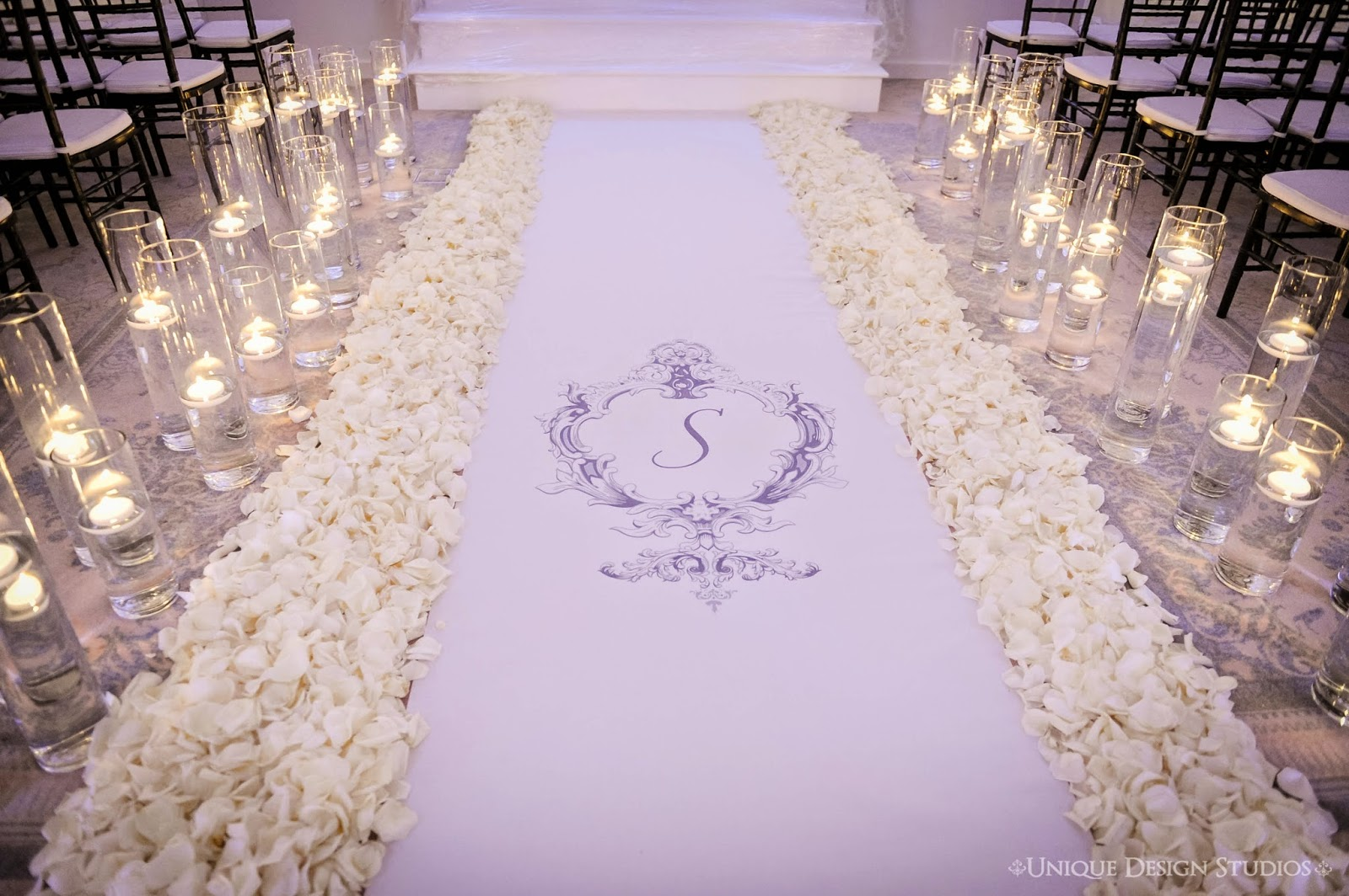 Tiffany Cook Events Nfl Clients Trend Setting Black White Wedding