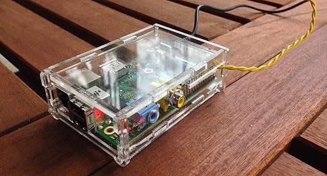 Rasberry Pi-rate Radio