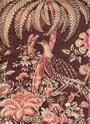 YOUR 1812 SCRAPBAG: <br> BIRD CHINTZ