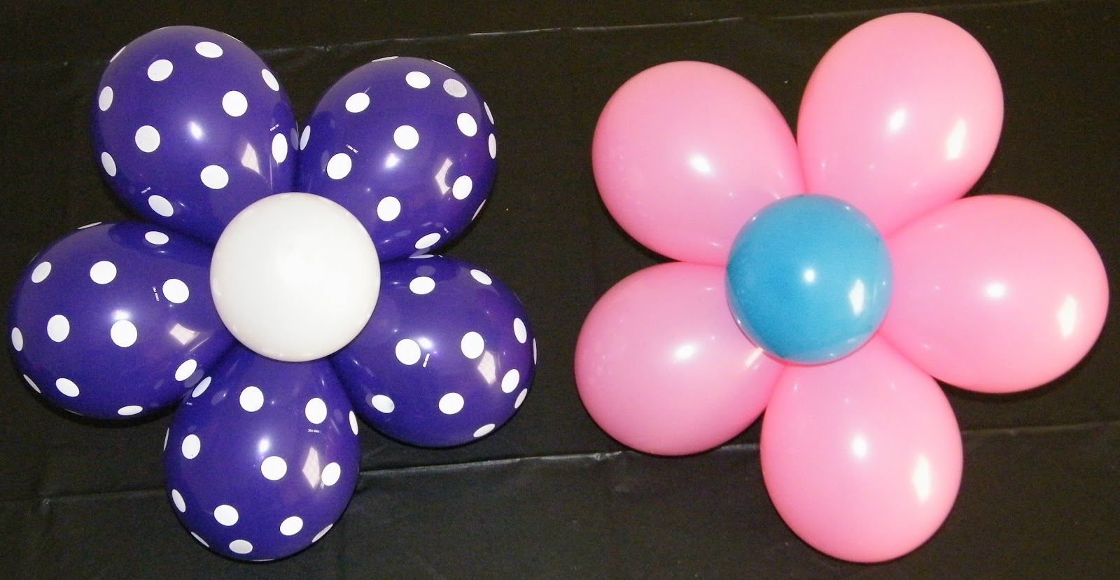 Make Your Own Balloon Decorations